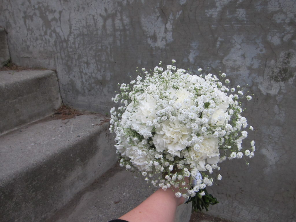 Classic Bridal Bouquet Of White Carnations And Baby White Carnation Bridal Bouquet 1024x768 Wallpaper Teahub Io