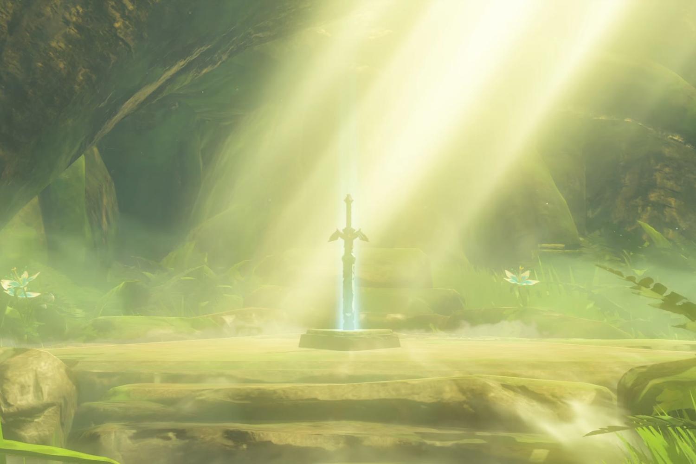 Amazing The Legend Of Zelda - Legend Of Zelda Breath Of The Wild Background - HD Wallpaper