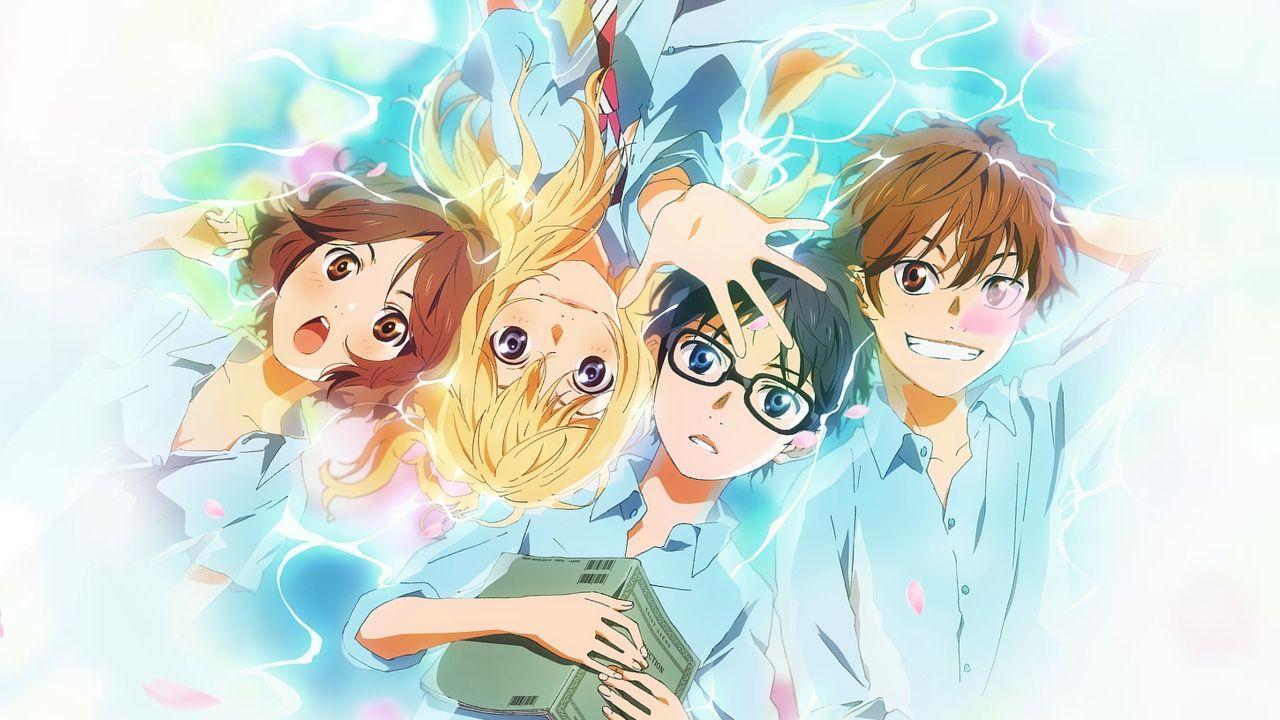 Your Lie In April Wallpaper Your Lie In April Wallpapers Anime Shigatsu Wa Kimi No Uso 1280x720 Wallpaper Teahub Io