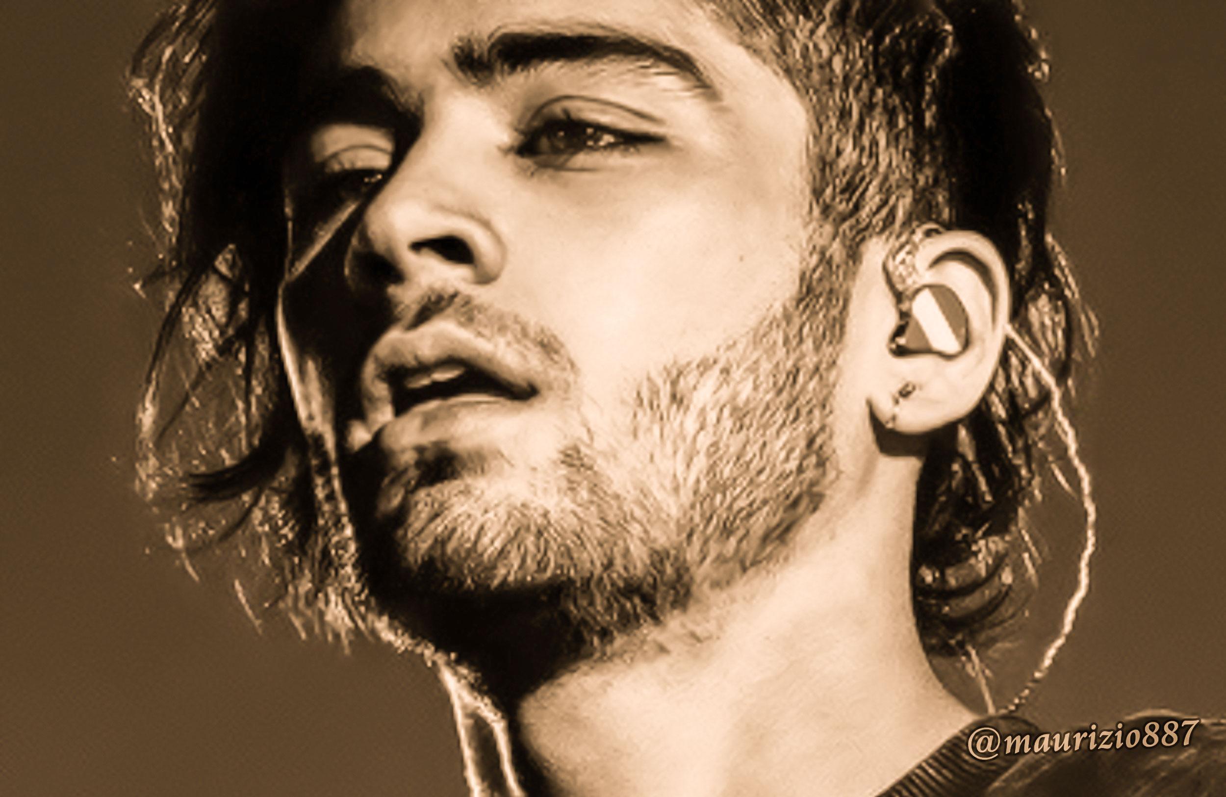 Zayn Malik Wallpaper 2015 - Zayn Malik One Direction 2015 - HD Wallpaper