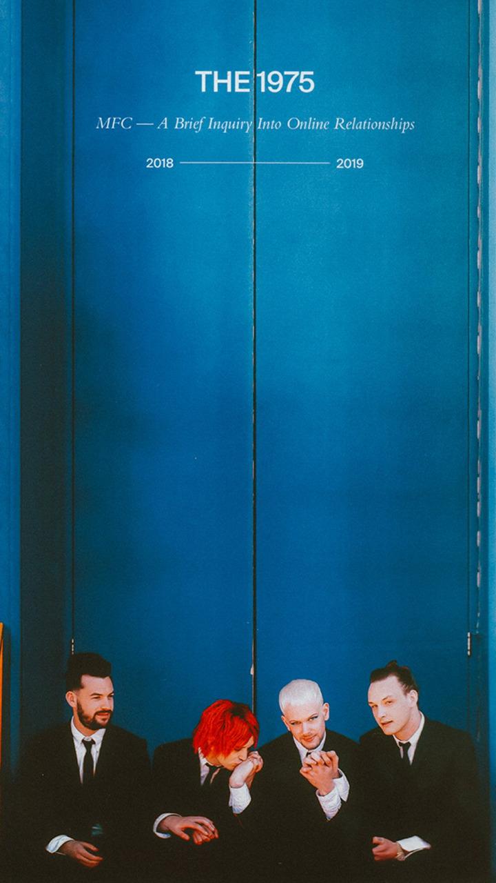 Lockscreen 🖤💫 - Aesthetic The 1975 Lockscreen - HD Wallpaper
