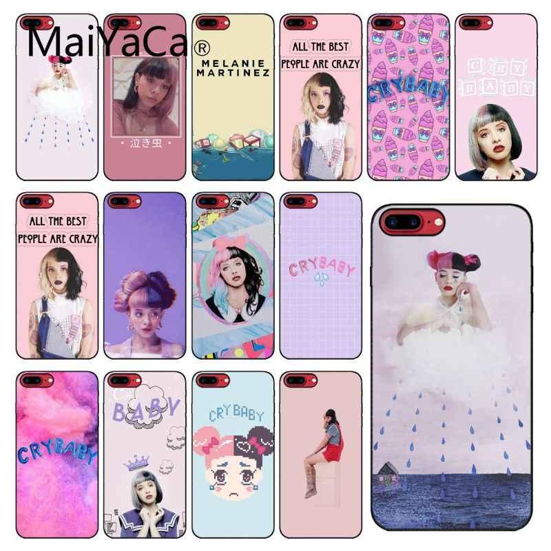 Maiyaca Melanie Martinez Cry Baby Tpu Soft Silicone - Smartphone - HD Wallpaper