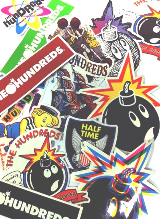 Swag Clipart Tumblr Sticker Sticker Pack The Hundreds 640x874 Wallpaper Teahub Io