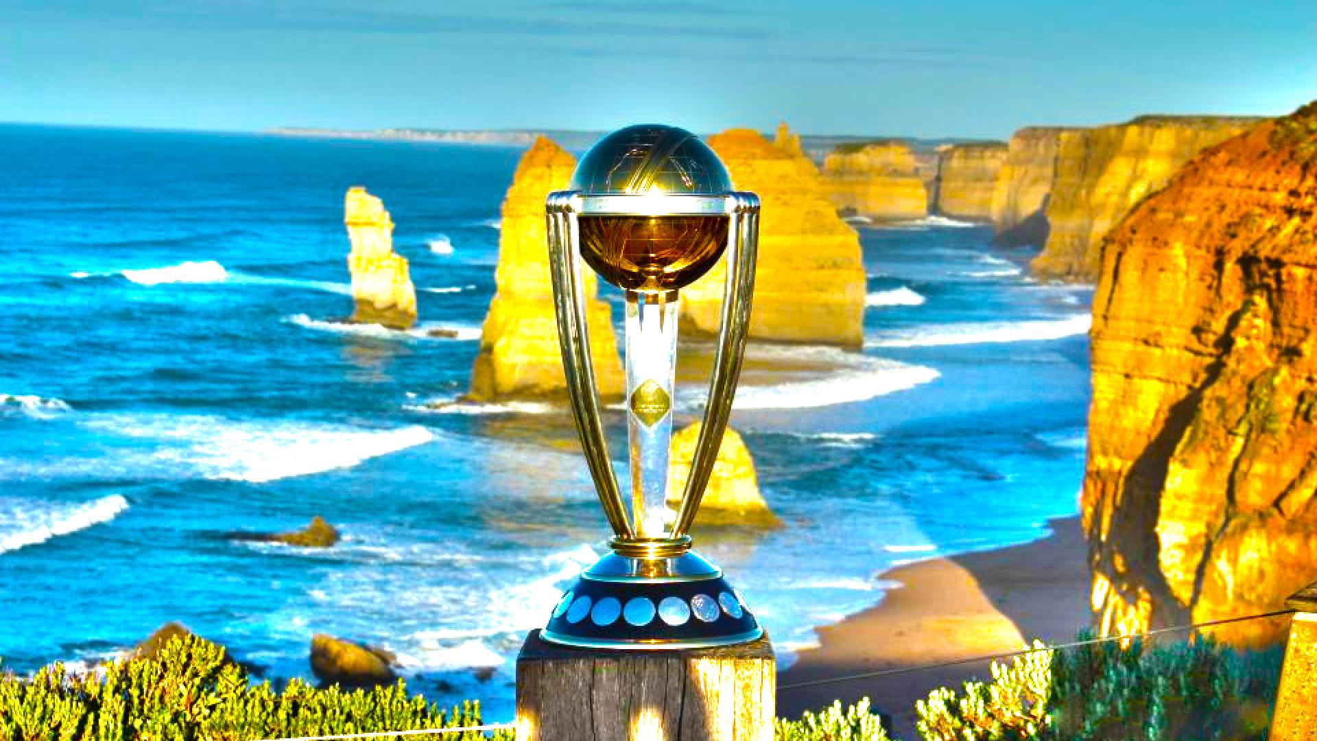 Icc Cricket World Cup 2015 Trophy Wallpaper Cricket World Cup 2019 Hd 1920x1080 Wallpaper Teahub Io