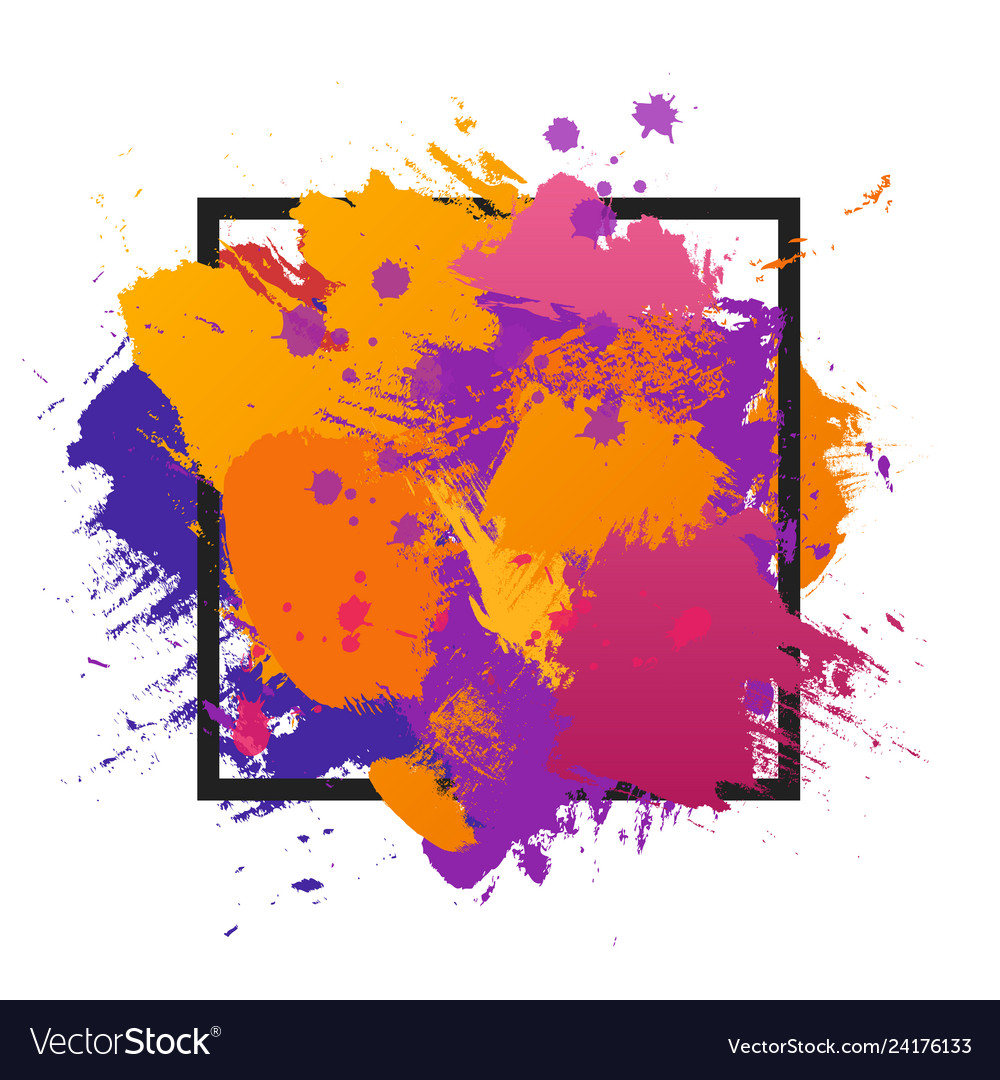 Abstract Paint Brush Clipart - HD Wallpaper