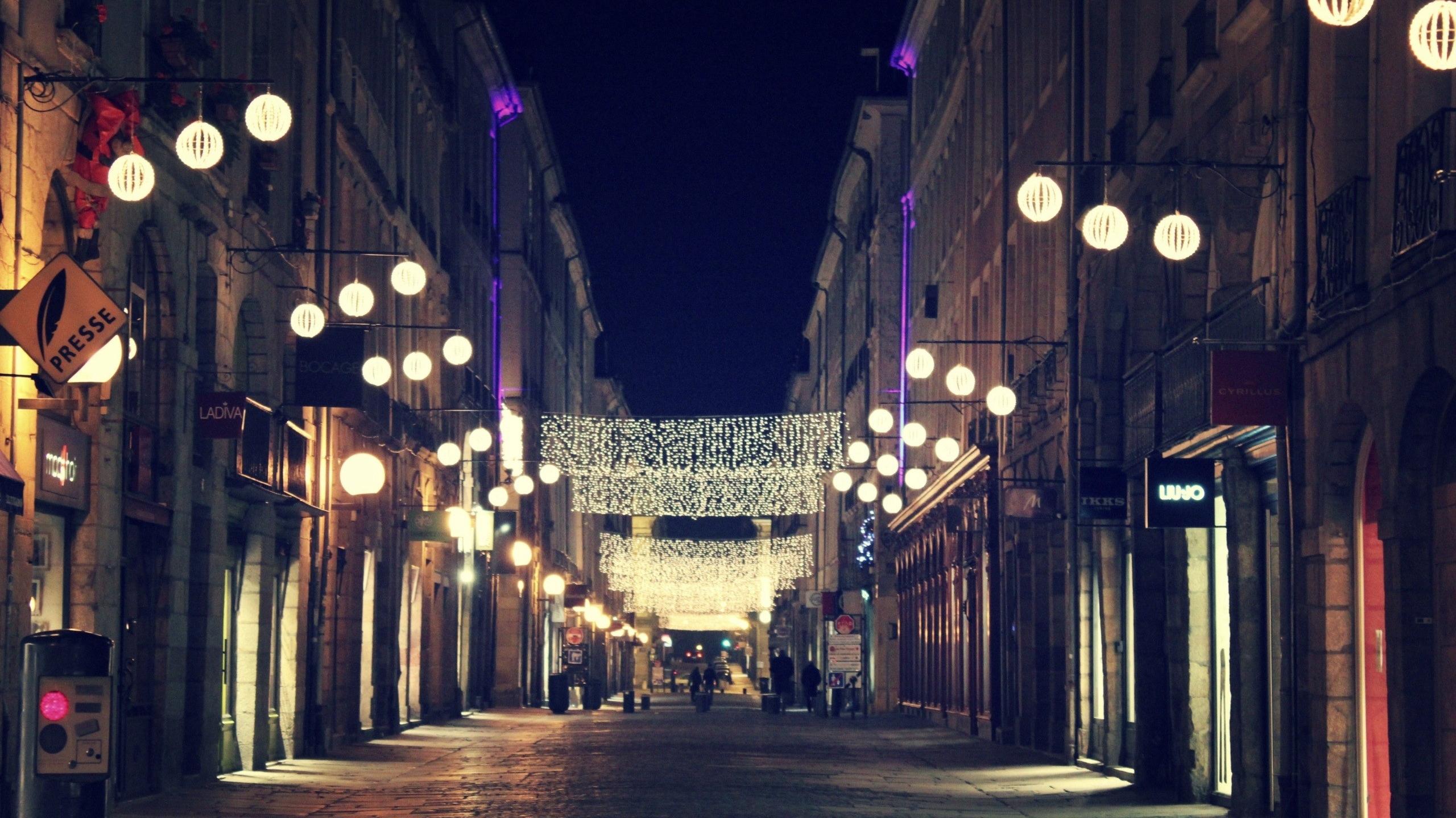 Wallpaper City, Night, Street, Light, Glare - City Rain Wallpaper 4k - HD Wallpaper