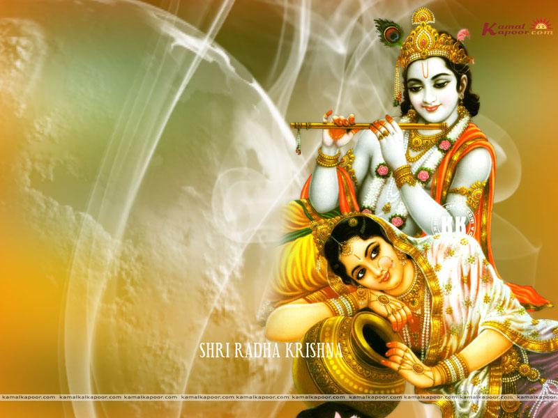 Radha Krishna Images Full Size - HD Wallpaper