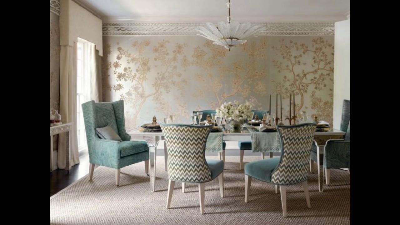 Modern Wallpaper Dining Room - 1280x720 Wallpaper - teahub.io