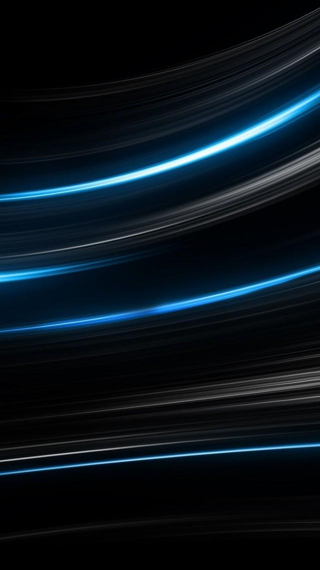 Lines Black Blue 4k 640x1138 Wallpaper Teahub Io