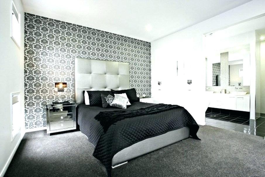 Bedroom Accent Wall Wallpaper Bedroom Wallpaper Accent - Bedroom Wallpaper Feature Wall - HD Wallpaper