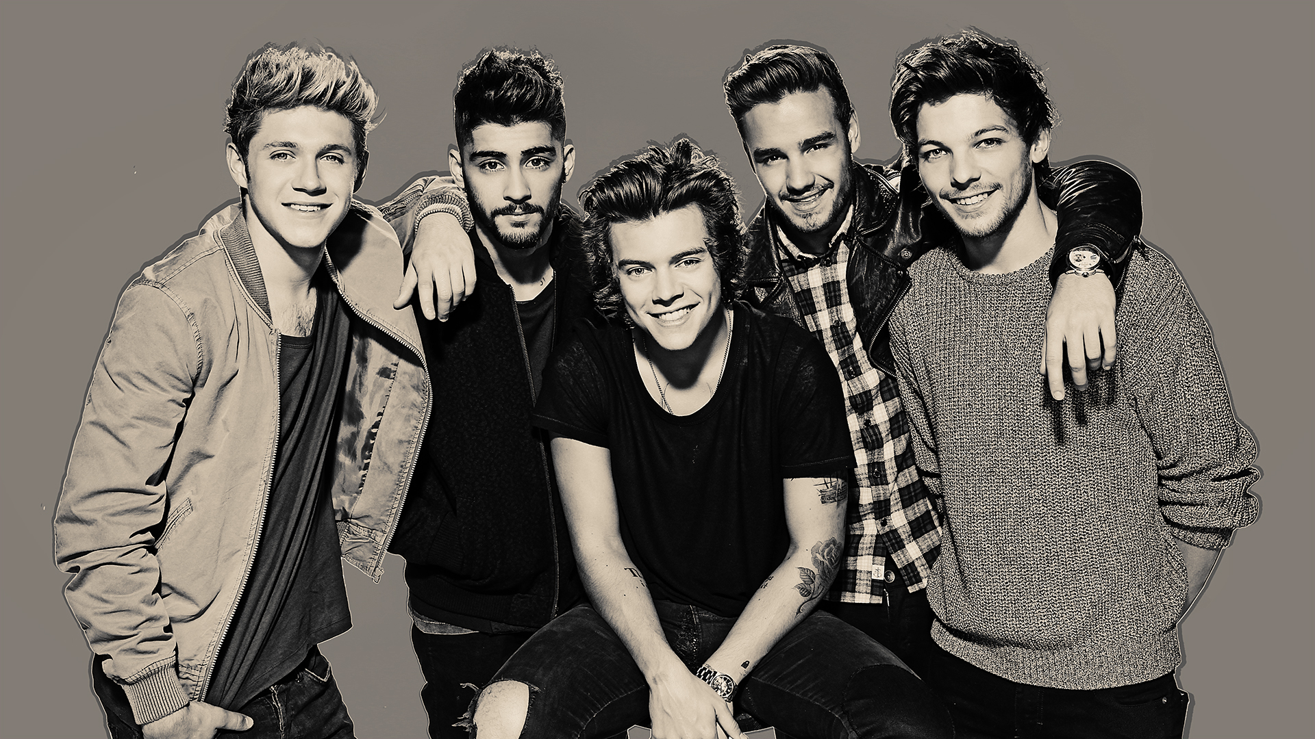 One Direction Wallpaper Hd - HD Wallpaper