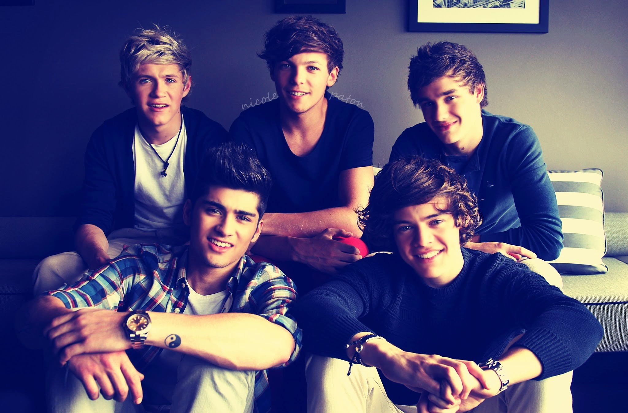 One Direction Wallpaper Widescreen - One Direction Wallpapers Hd - HD Wallpaper