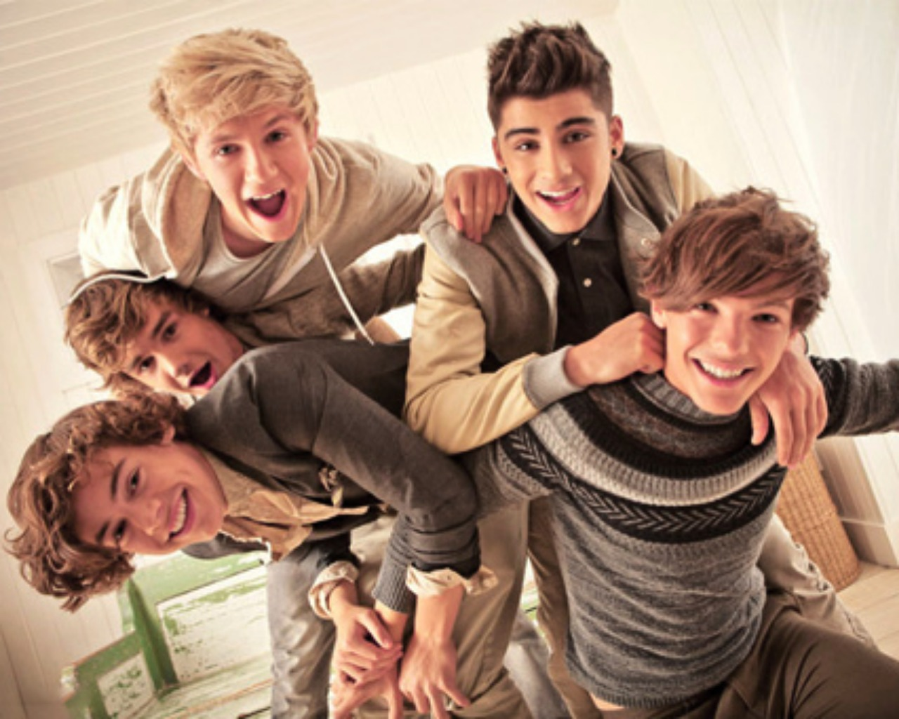 One Direction, Harry Styles, And Liam Payne Image - One Direction Cute - HD Wallpaper
