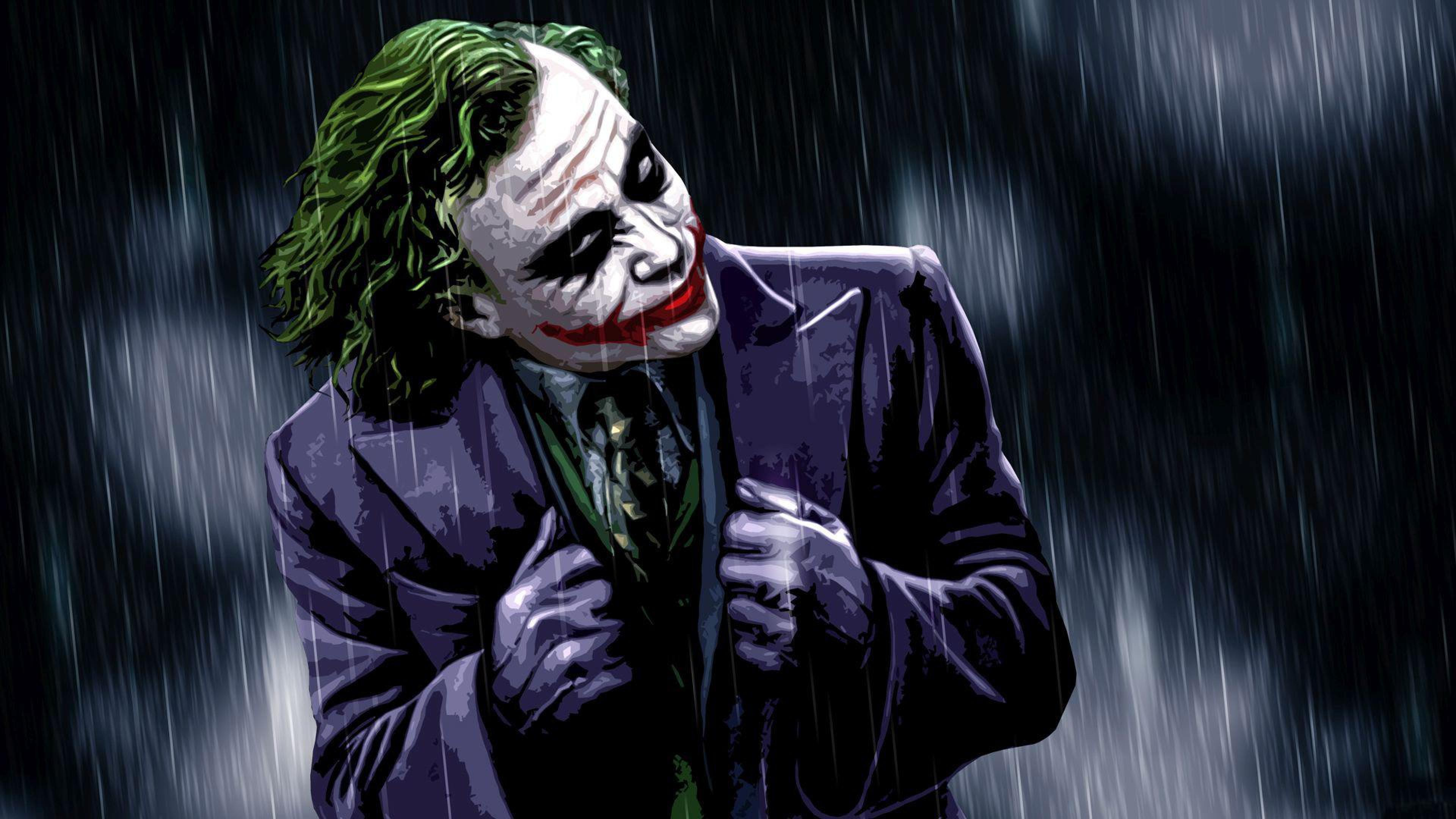 Imagenes Hd 4k Joker 3840x2160 Wallpaper Teahub Io