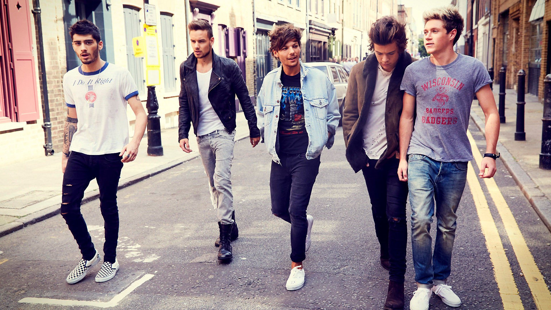 High Resolution One Direction Full Hd 1080p Wallpaper - One Direction Wallpaper Pc - HD Wallpaper