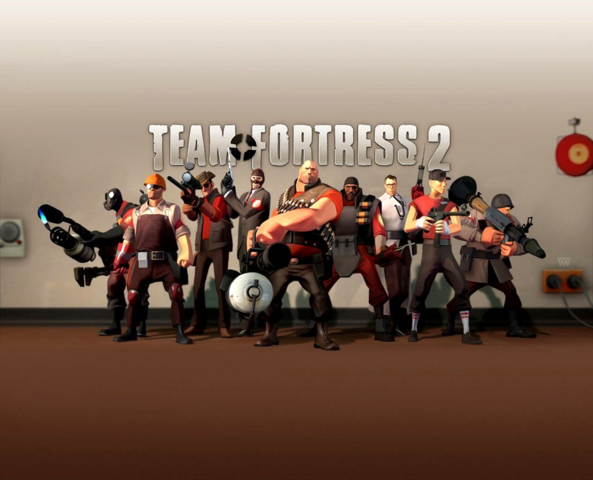 360 Team Fortress 2 Hd Wallpapers Background Images Big Ben