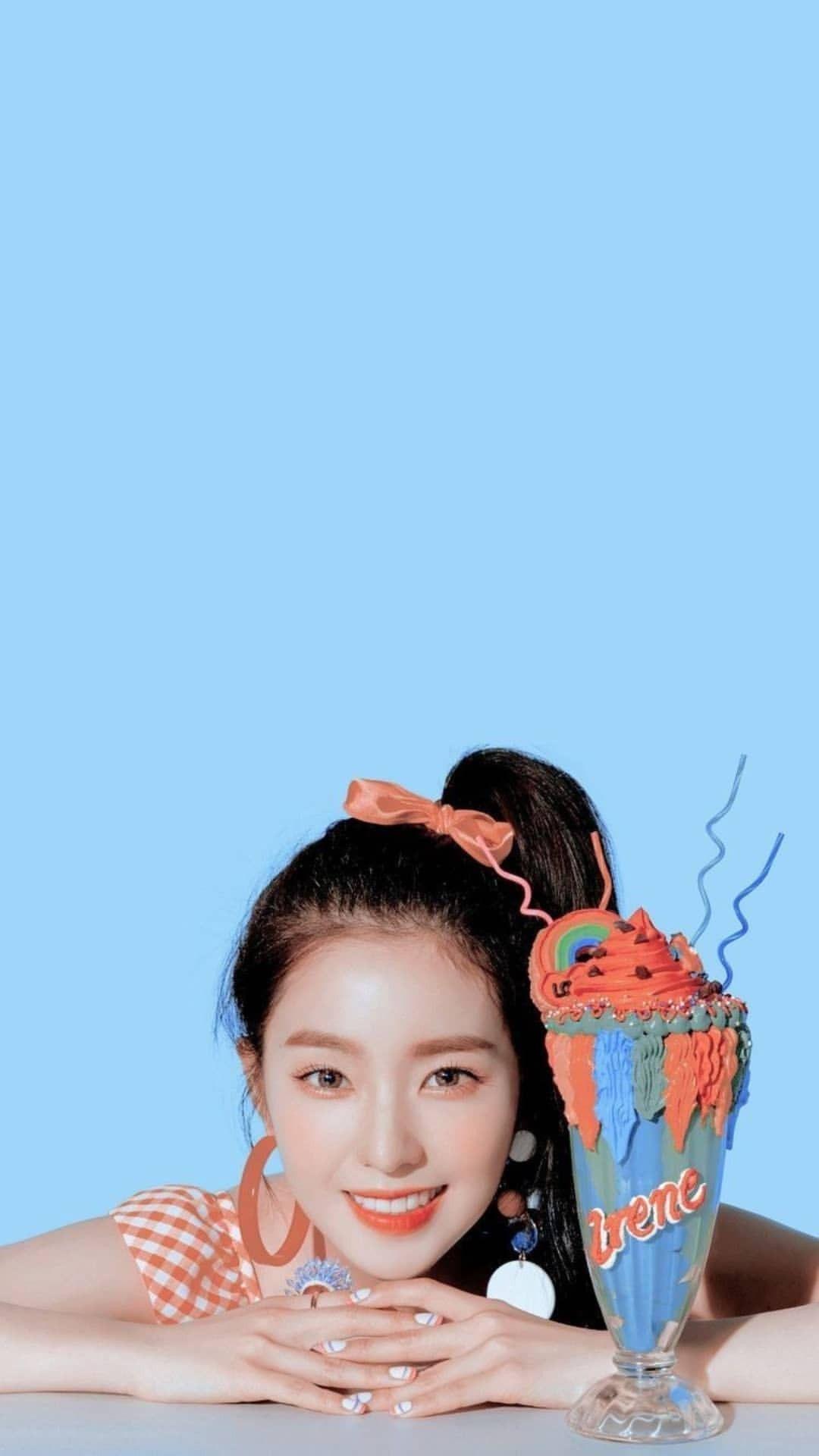 Irene Red Velvet Power Up 1080x1920 Wallpaper Teahub Io