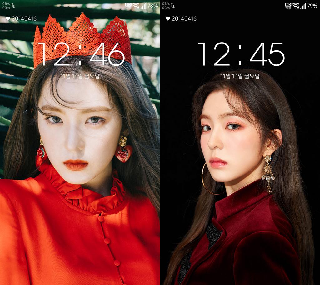 Seulgi Peek A Boo Red Velvet 1024x911 Wallpaper Teahub Io