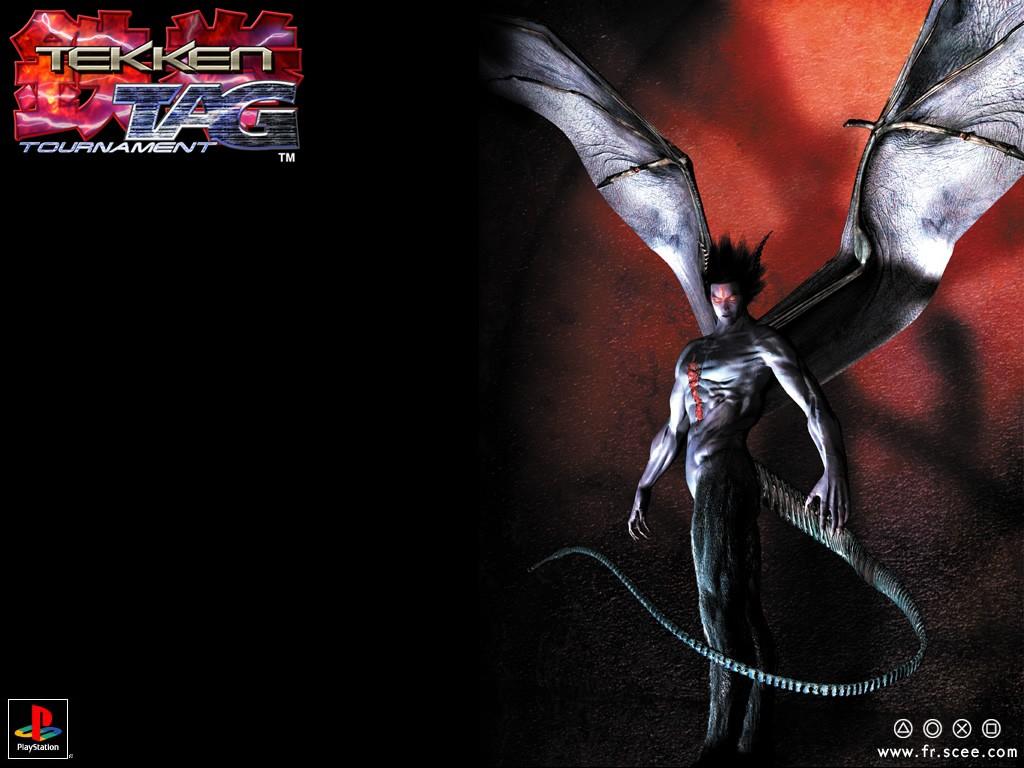 Tekken Tag Wallpaper Tekken 4 Devil Kazuya 1024x768 Wallpaper
