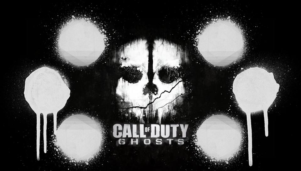 Cod Ghost Wallpaper - Call Of Duty صور - HD Wallpaper