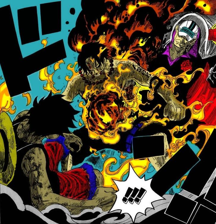 One Piece Ace Death Manga - 727x752 Wallpaper - teahub.io