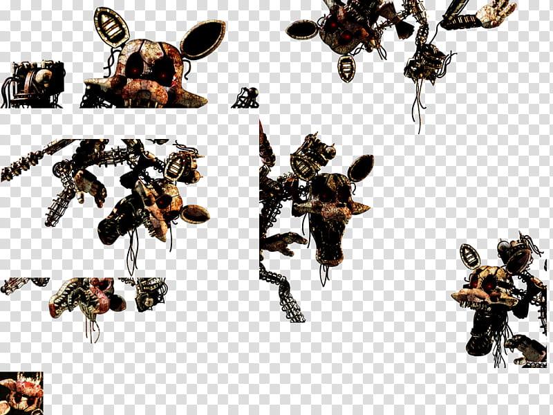 Five Nights At Freddy's Mangle Phone - HD Wallpaper