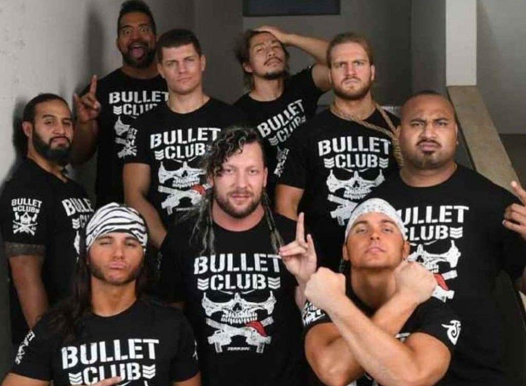 Kenta Bullet Club Shirt - HD Wallpaper