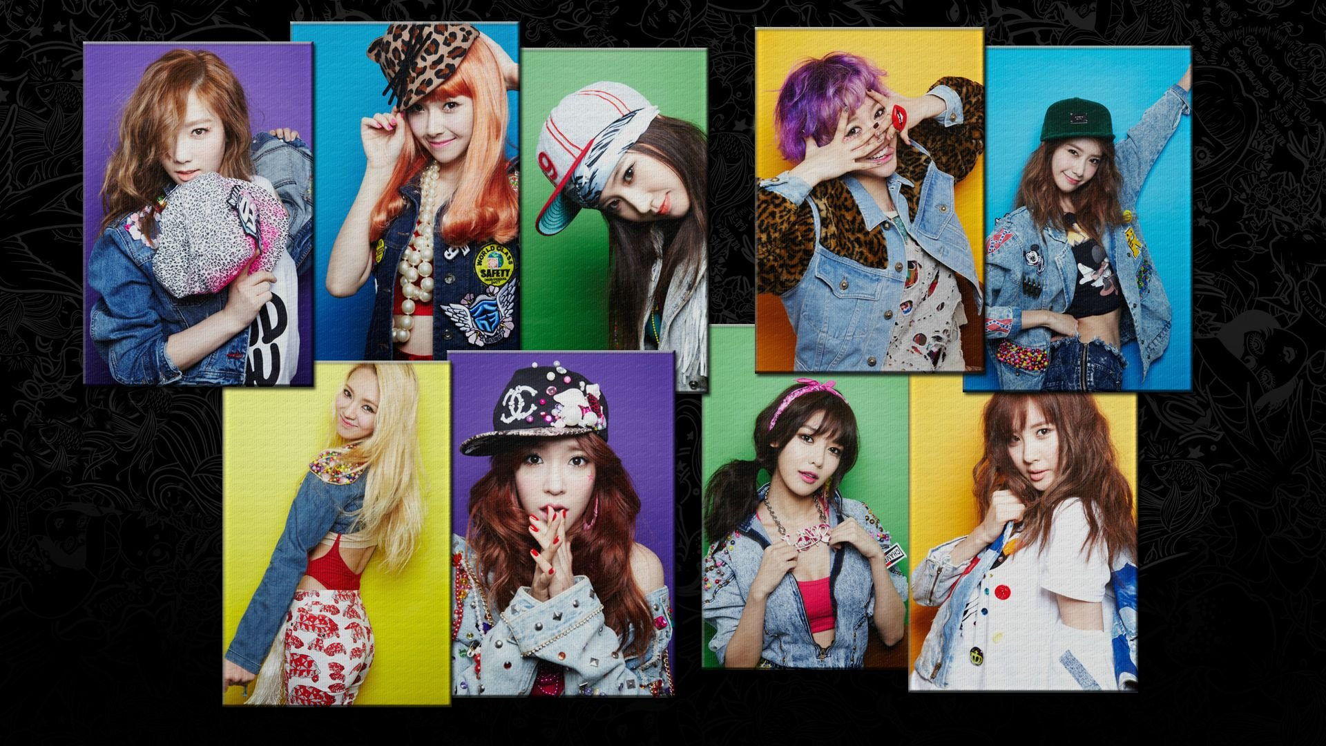Wallpaper Hd Desktop Kpop