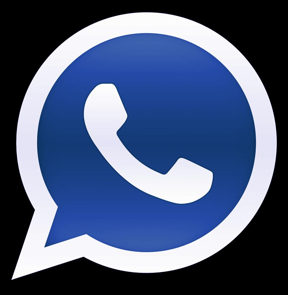 Wechat Logo Whatsapp Logo Blue Png 1000x1024 Wallpaper Teahub Io
