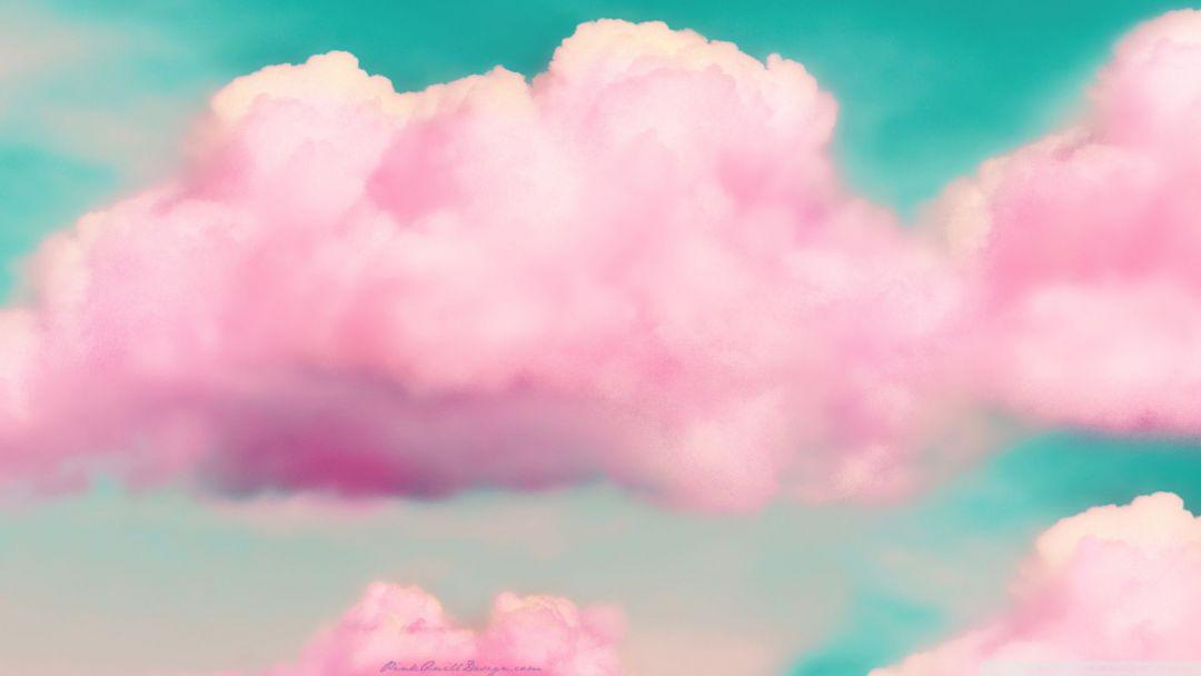 Aesthetic Pink Desktop - Aesthetic Background - HD Wallpaper