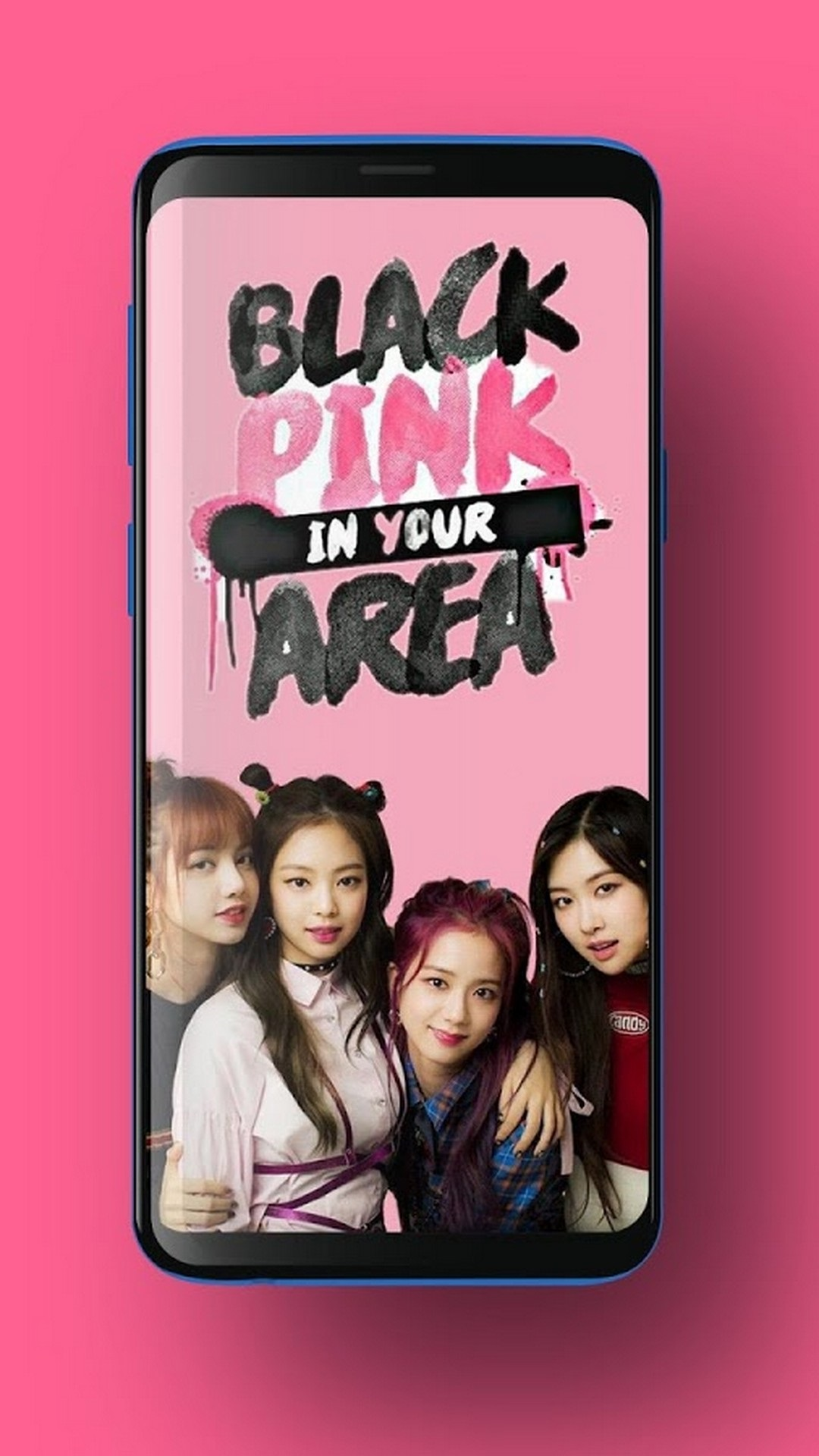 Blackpink Hd Wallpapers For Android With High Resolution Blackpink In Your Area 1080x1920 Wallpaper Teahub Io
