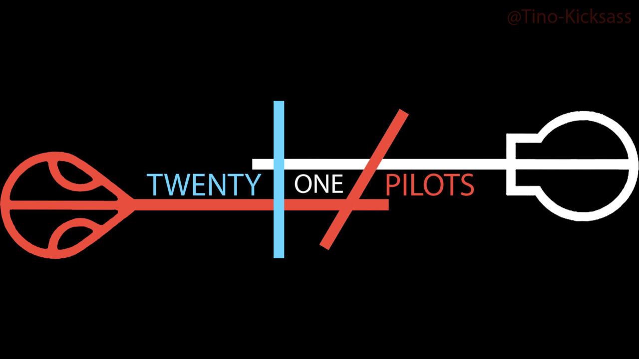 Fondos De Pantalla Para Pc Twenty One Pilots - HD Wallpaper