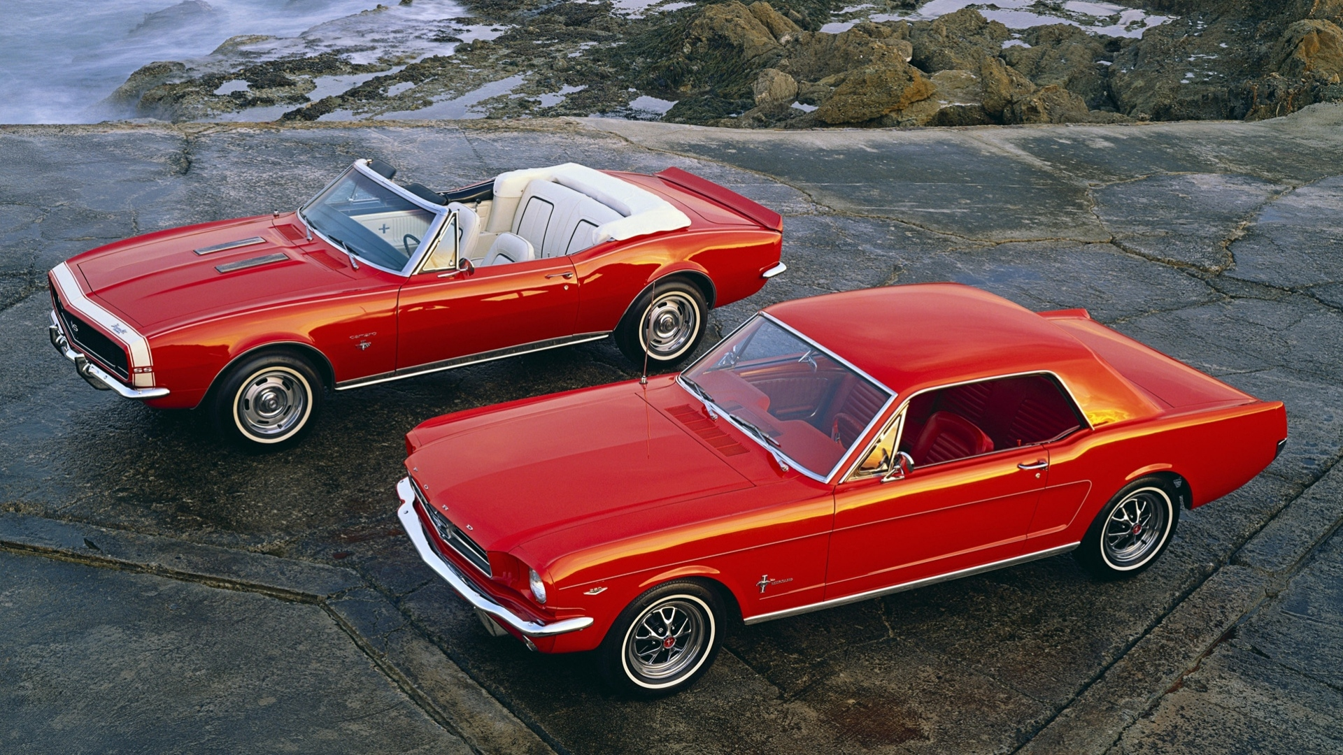 Wallpaper Muscle Cars 1964 Ford Mustang Hardtop Ford Mustang Hardtop Coupe 1920x1080 Wallpaper Teahub Io