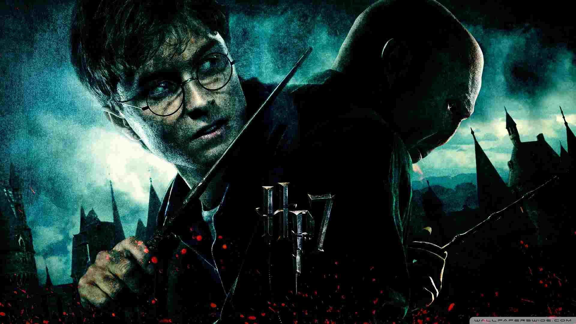 Harry Potter 4k Ultra Hd - HD Wallpaper