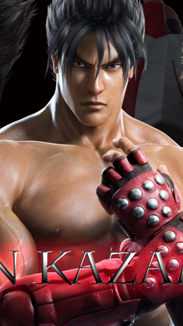 Tekken Jin Kazama Wallpaper Phone 750x1334 Wallpaper Teahub Io
