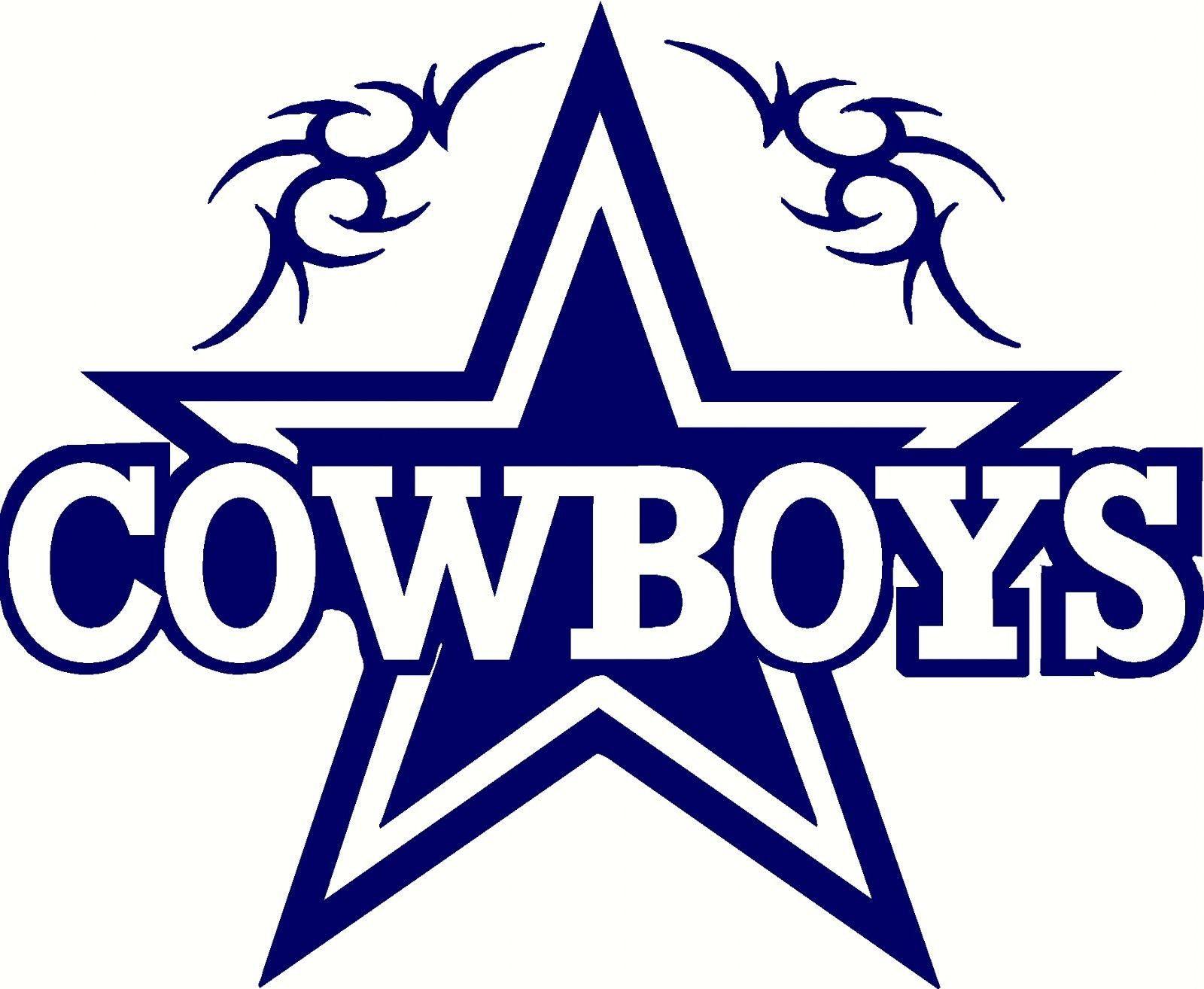 Dallas Cowboys Clipart Clip Art - Dallas Cowboys Star Logo Decal - HD Wallpaper