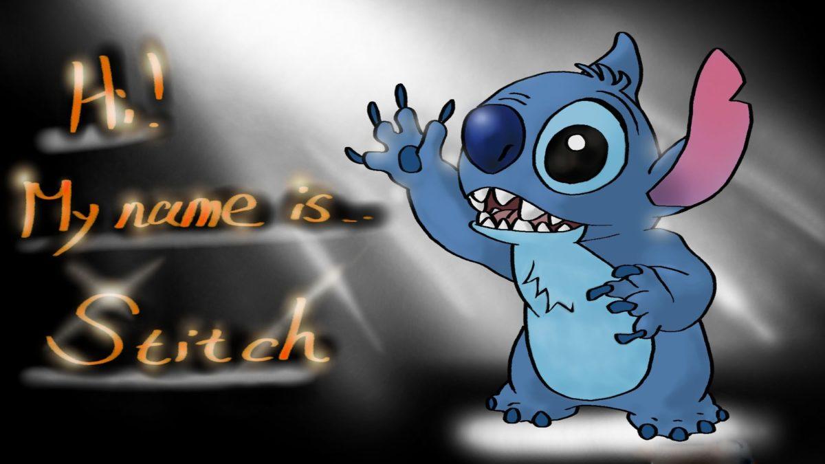 Hi Stitch Lilo And Stitch Wallpapers Hd Stitch Cute Wallpaper Chromebook 1200x675 Wallpaper Teahub Io