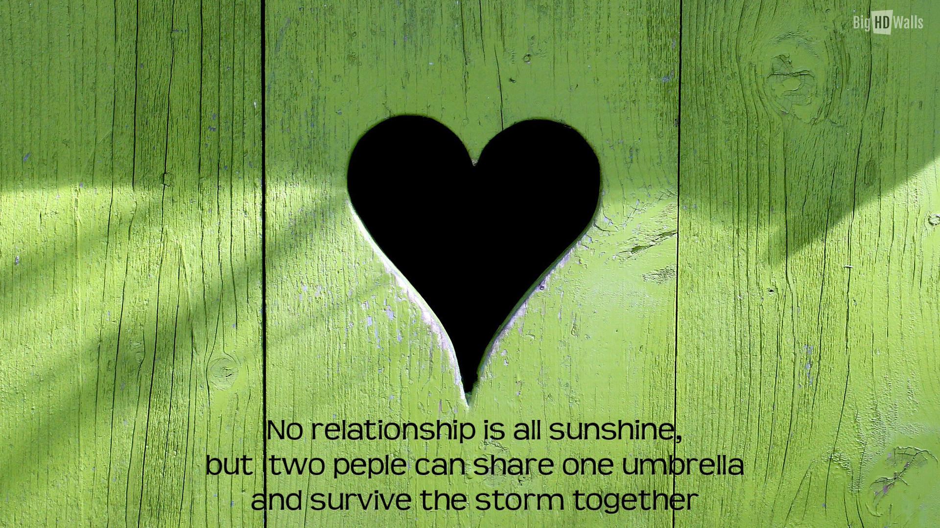Green Heart Quote Love   Data Src New No Love Wallpaper - Love Quotes Green - HD Wallpaper