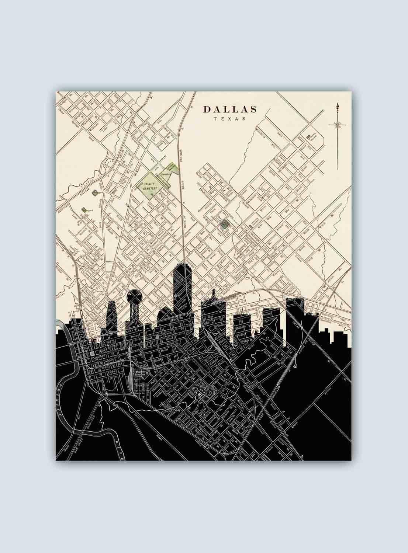 Dallas Image Wall Art - HD Wallpaper