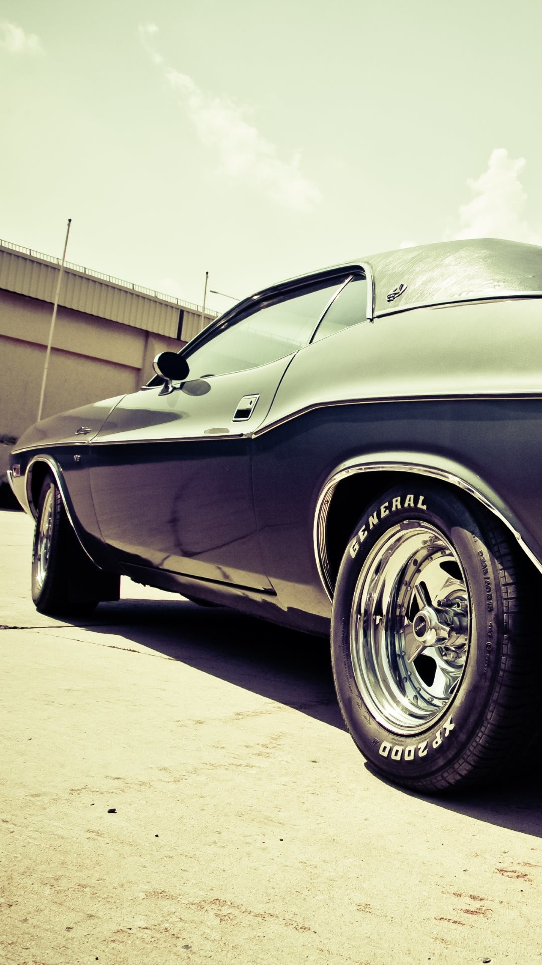 Muscle Car Iphone Wallpaper 27 With Muscle Car Iphone - American Muscle Car Wallpaper Iphone - HD Wallpaper