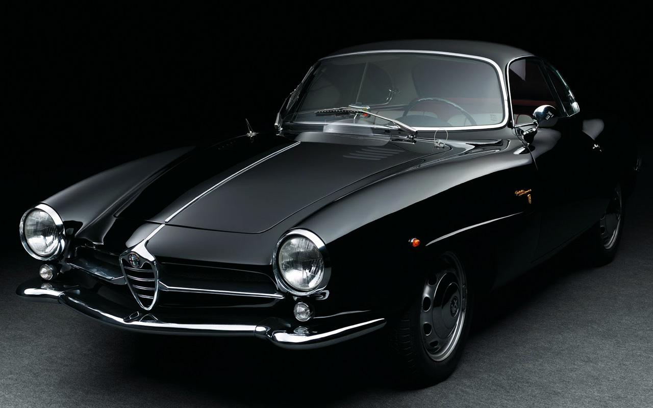 Alfa Romeo Retro Car 1280x800 Wallpaper Teahub Io