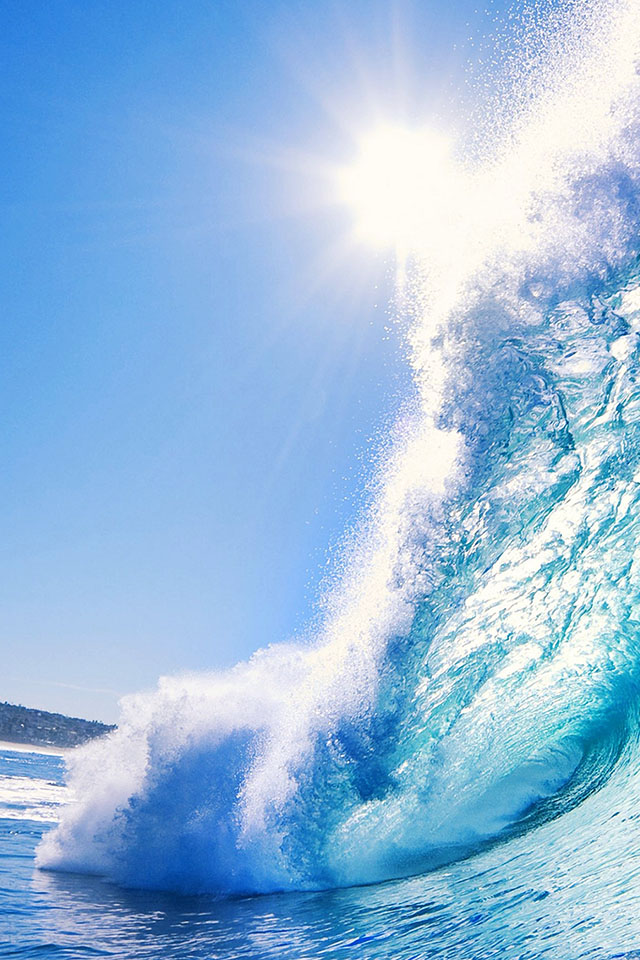Com Apple Wallpaper Perfect For Surf Iphone4 - Perfect Wallpaper For Iphones - HD Wallpaper