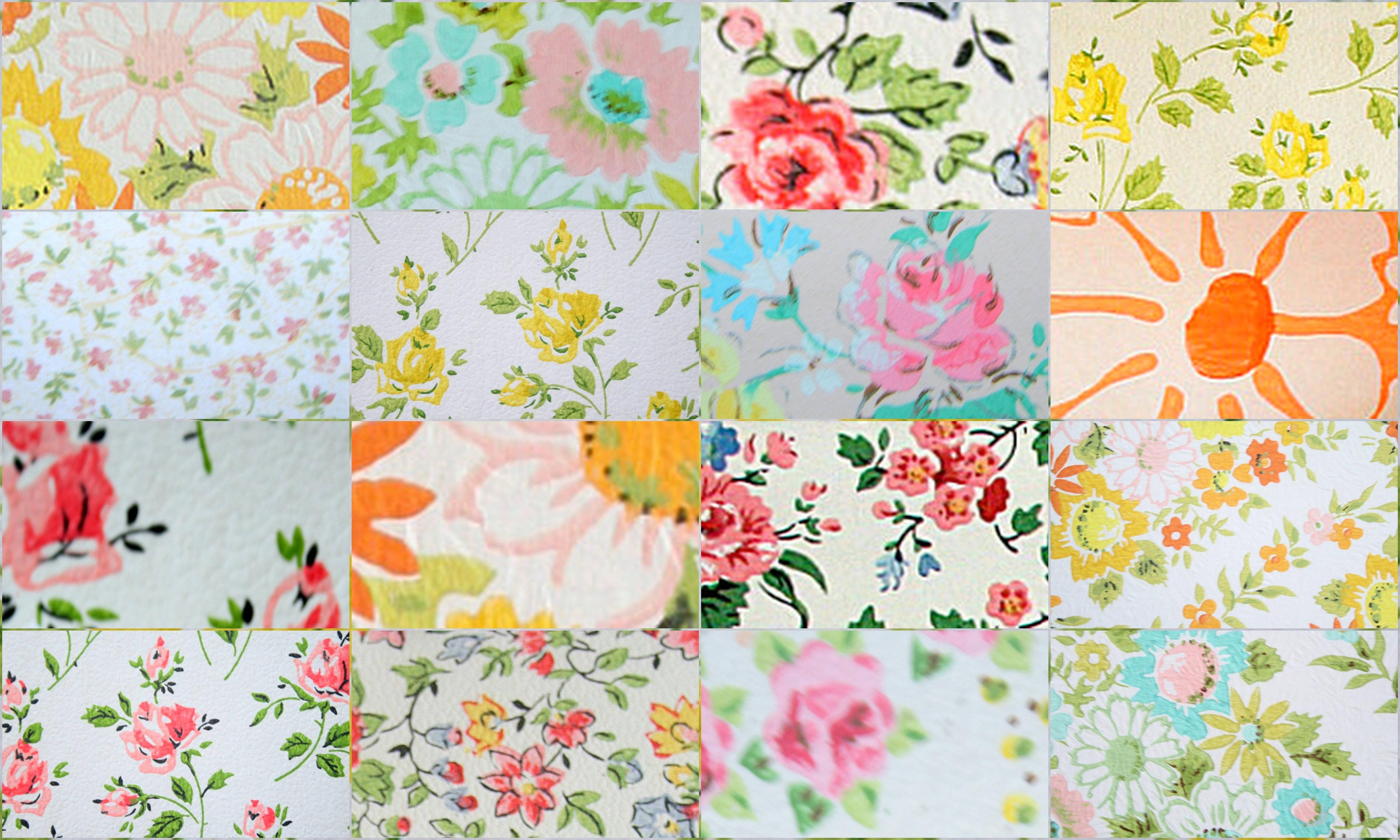 Vintage Desktop Backgrounds Spring - HD Wallpaper