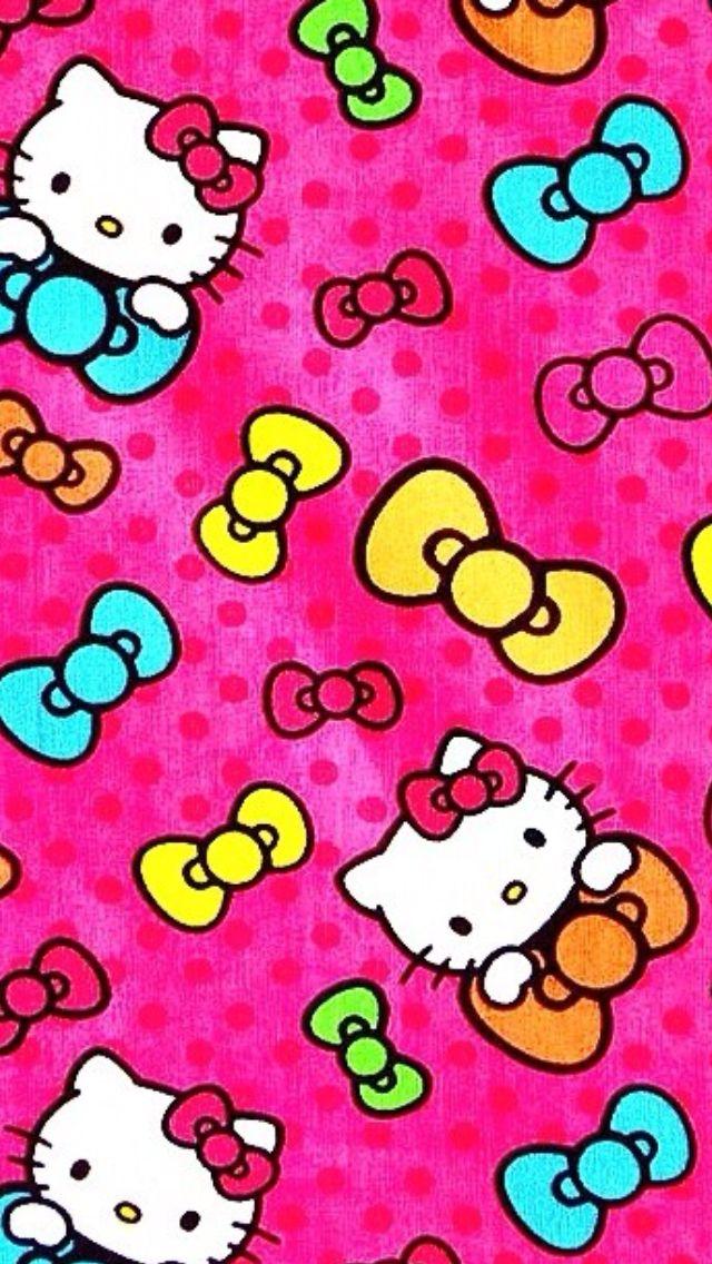 Hello Kitty Wallpaper For Samsung J2 640x1136 Wallpaper Teahub Io