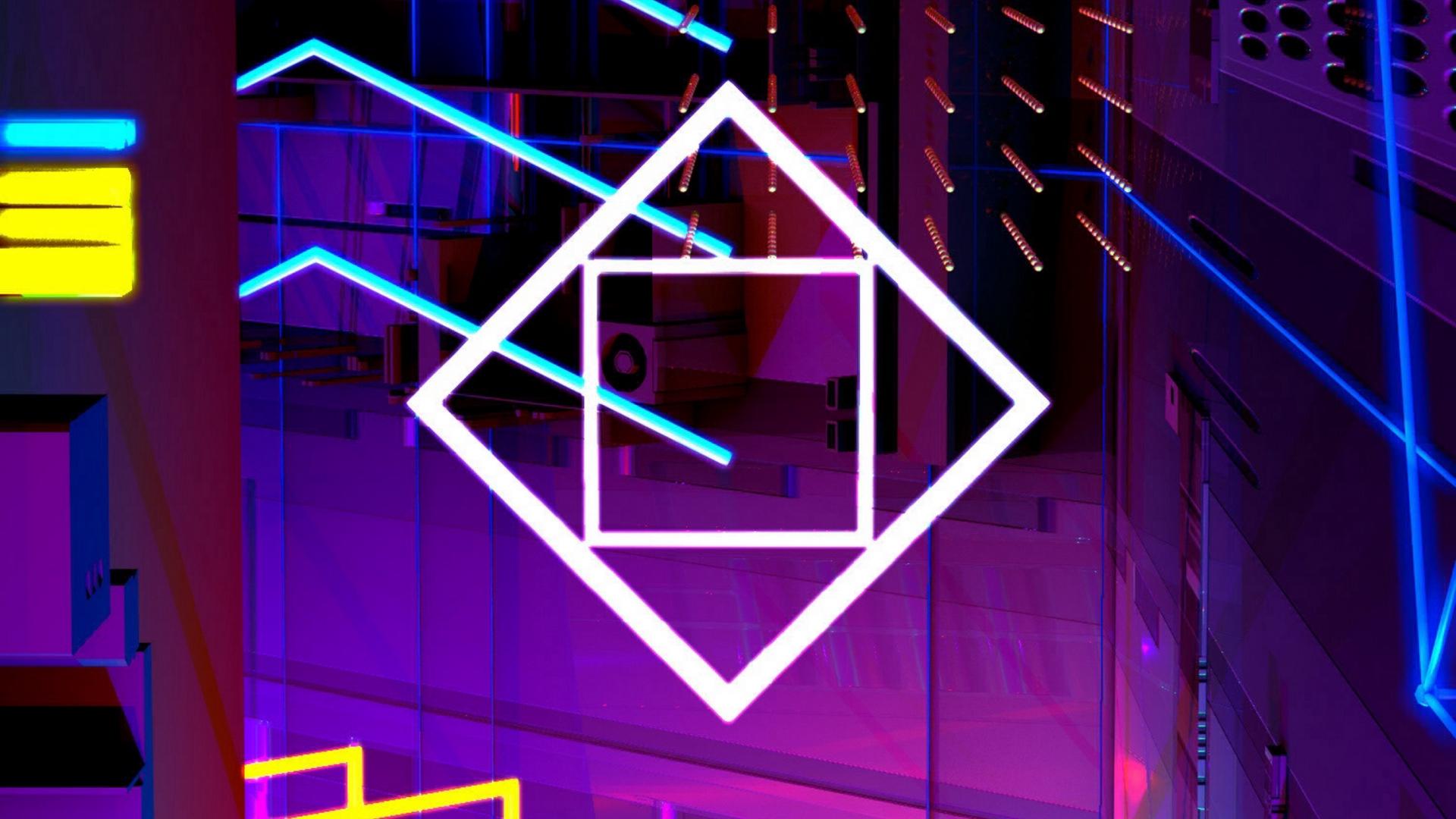 Wallpaper Neon, Glow, Colorful, Design - Neon Glow - HD Wallpaper