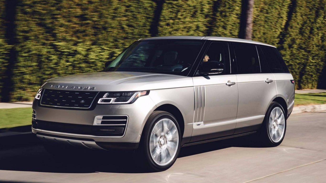 Range Rover Autobiography 2020 1366x768 Wallpaper Teahub Io