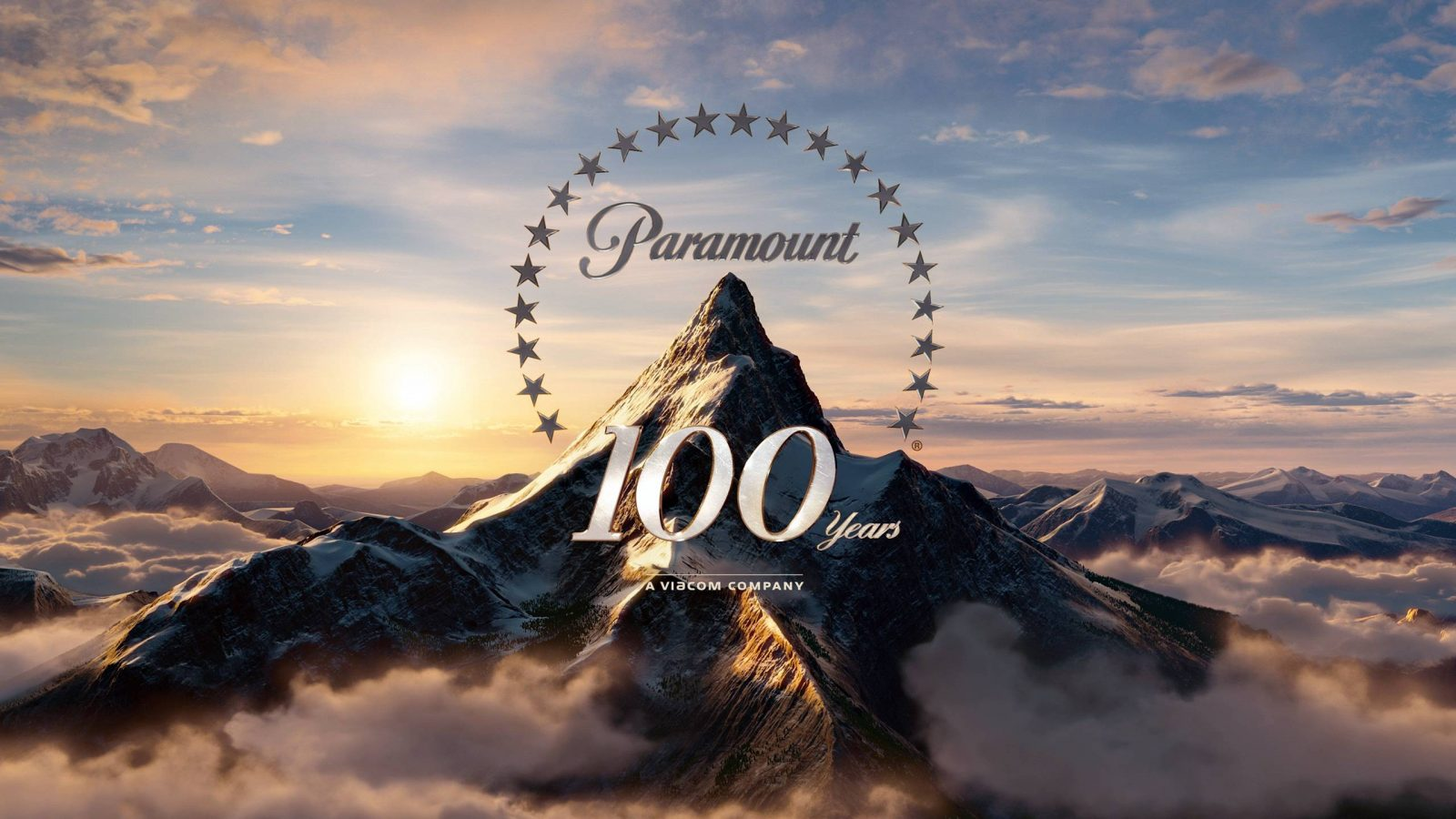 Paramount Pictures 100 Years - HD Wallpaper