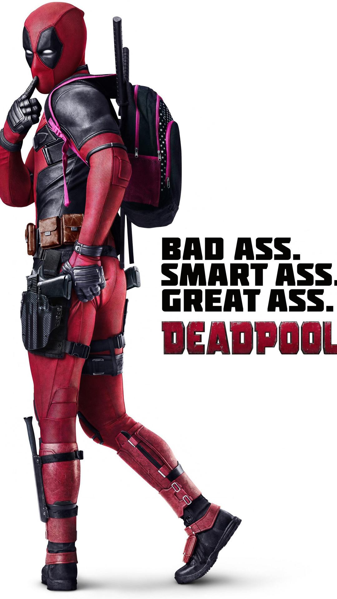 Deadpool The Movie Iphone 6 Plus Wallpaper Data Src Funny Deadpool Wallpaper Iphone 1080x1920 Wallpaper Teahub Io