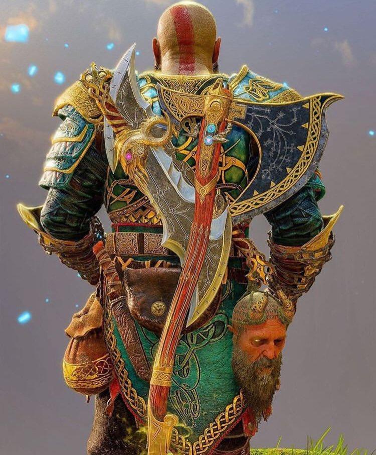 God Of War Wallpaper 4k - HD Wallpaper