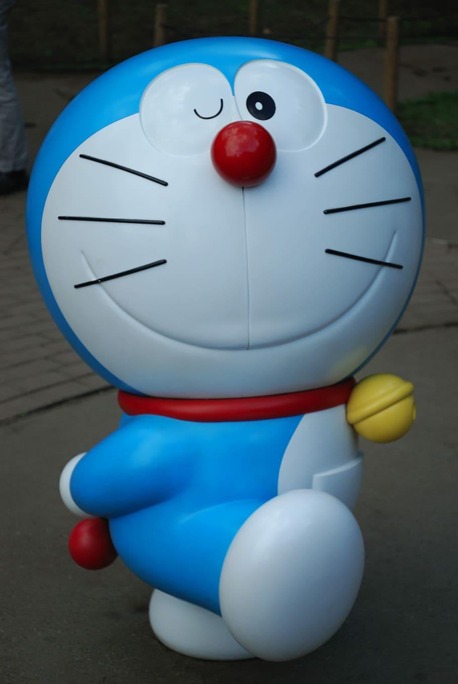 Doraemon Toy, Anime, Japan, Cat, Dorachan, Symbol, - Gambar Anime Doraemon - HD Wallpaper